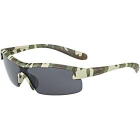 BBB Kids BSG-54 Camouflage Sportbrille matt grün